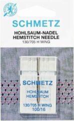 Zilveren Schmetz Wing naaimachinenaald
