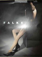 Grijze Falke fantasy panty maat S/M (zwart/wit)