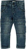 Afbeelding van Blauwe Name It! Jongens Lange Broek - Maat 92 - Denim - Jeans