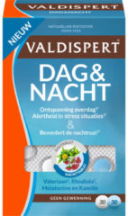 Valdispert Dag & Nacht Melatonine 1mg - 60 tabletten