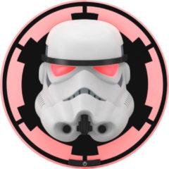 Witte Philips Stormtrooper Wandlamp voor in de Kinderslaapkamer – 30x11x2cm | Star Wars Nachtlamp | Veilige Nachtverlichting
