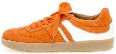 Gabor Comfort Gabor 43.300.12 Dames Sneaker - Oranje - Maat 37
