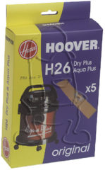 Hoover H26 Staubsaugerbeutel 9177445 für Staubsauger 009177445