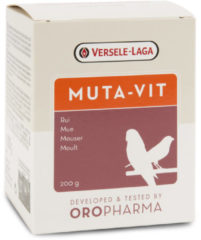 Versele-Laga Oropharma Muta-Vit Rui - Vogelsupplement - 200 g