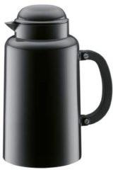 Zwarte Bodum Chambord Thermoskan - 1.0 L - Zwart