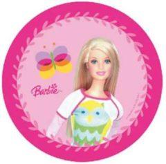 Procos Barbie papieren bordjes - 10 stuks