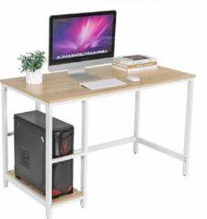 Witte Vasagle Bureau - Werktafel - Kantoor - Computer Bureau - Bureaus