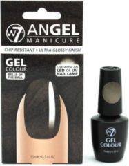 Bruine W7 Angel Manicure Gel UV Nagellak - Belle Of The Ball