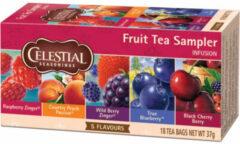 Celestial Seasonings Fruit Sampler Herb Tea (18st)