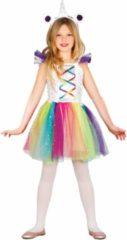 FIESTAS GUIRCA, S.L. - Miss Eenhoorn kostuum voor meisjes - 98/104 (3-4 jaar) - Kinderkostuums