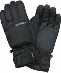 Zwarte Ziener Beste Koop Gapon GTX vinger handschoenen sr