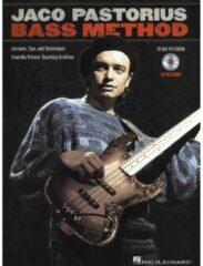 Hal Leonard - Ray Peterson - Jaco Pastorius Bass Method