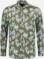 Dstrezzed 303334 Casual overhemd met lange mouwen - Maat M - Heren