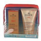 Nuxe Körperpflege Sun Geschenkset Sun Crème Visage LSF 50 + Sun After-Sun-Lotion 100ml 1 Stk.