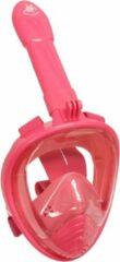 Sea Turtle - Snorkelmasker - Kinderen - Roze - XS