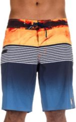 "Quiksilver Highline Lava Division 19"" Boardshorts"