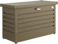 Biohort tuinkussen opbergbox Hobby 100 bruin 195L 101x46x61 (BxDxH)