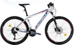 27,5 Zoll Herren MTB Fahrrad Sprint Apolon Pro... weiß, 52cm