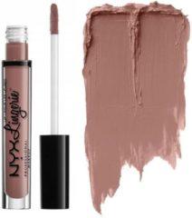 Roze NYX Cosmetics NYX Lip Lingerie Liquid Matte Lipstick - LIPLI15 Bustier