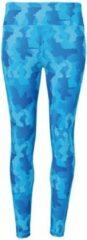 Women's TriDri® performance Hexoflage® legging, Kleur Camo Sapphire, Maat L