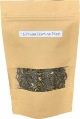 Liqun's Thee Chinese Groene Thee - Sichuan Jasmijn (najaar 2020)