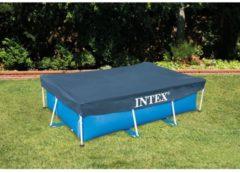 Intex Frame Pool Cover Afdekzeil Rechthoek 400x200cm