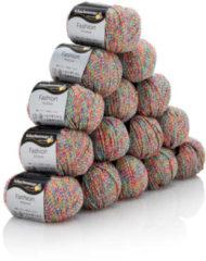 Rosa Schachenmayr Woll-Set mit 750 g Garn plus Magazin