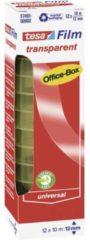 Tesa 57401-00002-02 57401-00002-02 tesafilm tesafilm Transparant (l x b) 10 m x 12 mm 12 rollen