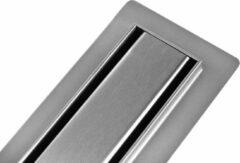 Douchegoot Lineair Wiper 70 cm 700 mm Premium Slim Ponente