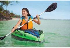 Intex Kayak Challenger K1 (1pers) - Blauw - opblaasboot