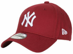 Rode Pet New-Era LEAGUE ESSENTIAL 9FORTY NEW YORK YANKEES