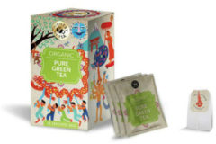 Ministry Of Tea Pure groen tea bio 20 Stuks