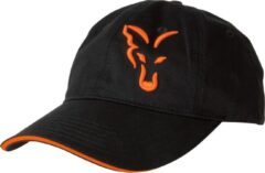 Oranje Fox Baseball Cap - Black/Orange