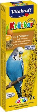 Afbeelding van Vitakraft Eikracker 2 in 1 Parkiet - vogelsnacks - Snacks - 60gram