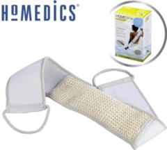 Witte HoMedics Homemedics Massaging Shower Exfoliator