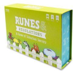 Breaking Games Kaartspel Runes & Regulations
