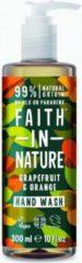 Faith In Nature Vloeibare Handzeep Grapefruit & Orange