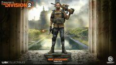Ubisoft The Division 2 - Agent Brian Johnson - Verzamelfiguur