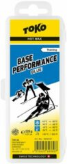 Toko - Base Performance Wax - Hete wax maat 120 g, blauw