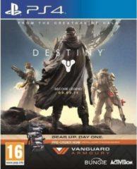 Destiny - Vanguard Edition - PS4