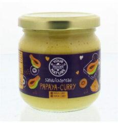 Your Organic Nat Sandwichspread papaya-curry 180 Gram