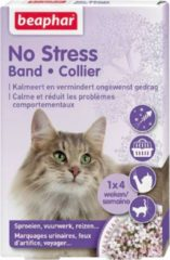 Beaphar No Stress Band Kat - Anti stressmiddel - 1 stuk