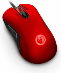 Nacon GM-110 Optische Gaming Muis voor PC - Rood