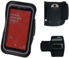 BestCases Xiaomi Redmi Zwart Sport Armband Neopreen