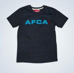 Afc ajax t shirt afca zwart blauw