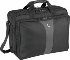 Zwarte Wenger Legacy laptoptas - 17 inch