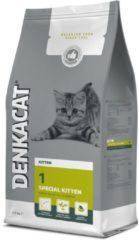 Denkacat Special Kitten - Kattenvoer - Kalkoen Rijst 2.5 kg - Kattenvoer