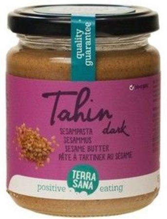 Afbeelding van Terrasana Tahin bruin sesampasta zonder zout 250 Gram