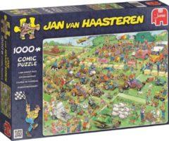 Jumbo Jan van Haasteren Grasmaaierrace - Puzzel 1000 Stukjes