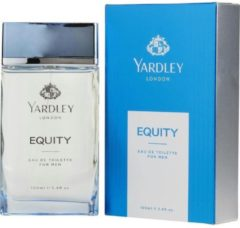 Yardley London Equity - Eau de toilette spray - 100 ml